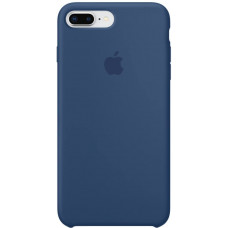 Чехол для телефона Apple Silicon Case для iPhone 7 Plus/8 Plus морской лёд