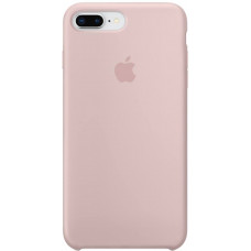 Чехол для телефона Apple Silicon Case для iPhone 7 Plus/8 Plus розовый песок