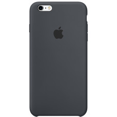 Чехол для телефона Apple Silicon Case для iPhone 6 Plus/6S Plus черный