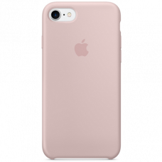 Чехол для телефона Apple Silicon Case для iPhone 6 Plus/6S Plus розовый песок